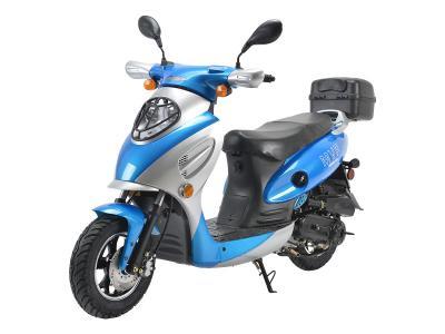 Boom 50QT-2A 49cc Scooter