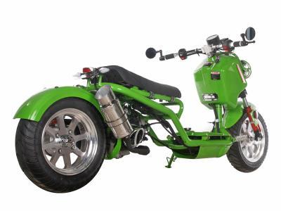 GEN IV MADDOG 150cc Scooter